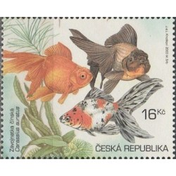 Czech Republic 2003. Fishes