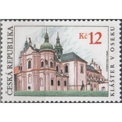 Čekija 2006. Vienuolynas