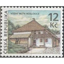 Čekija 2009. Vandens malūnas