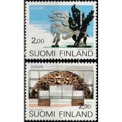 Finland 1993. Contemporary...