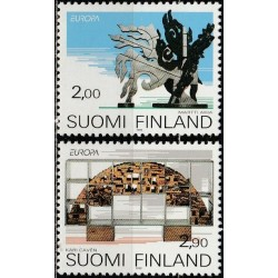 Suomija 1993. Šiuolaikinis...