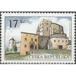 Čekija 2016. Buchlovo pilis