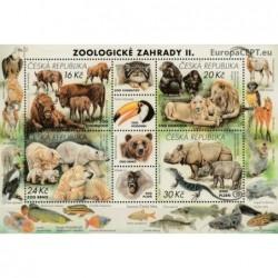 Čekija 2017. Zoologijos...