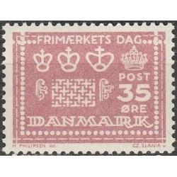 Denmark 1964. Stamp's Day