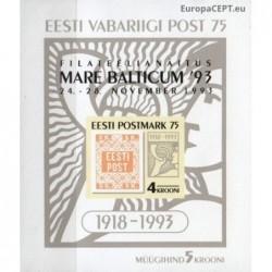 Estonia 1993. Philatelic...