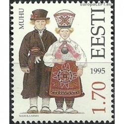 Estija 1995. Nacionaliniai...