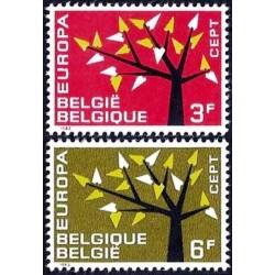 Belgija 1962. CEPT:...