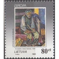 Lithuania 1993....