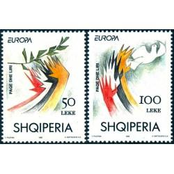 Albanija 1995. Taika ir laisvė