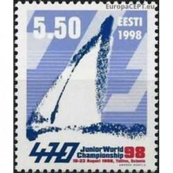 Estonia 1998. Sailing