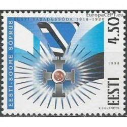 Estija 1998. Nacionaliniai...