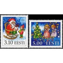 Estonia 1998. Christmas