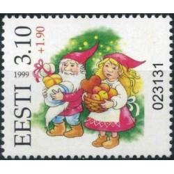 Estonia 1999. New Year lottery