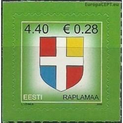 Estija 2006. Miestų herbai