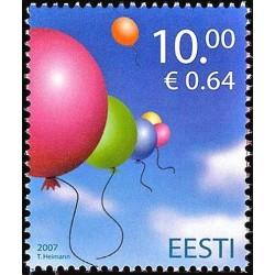 Estonia 2007. Children Day