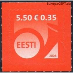 Estonia 2008. Definitive issue