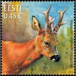Estonia 2012. Roe Deer