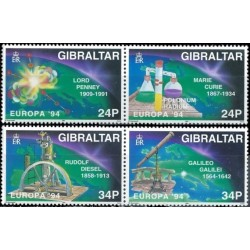 Gibraltaras 1994. Didieji...