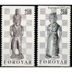 Faroe Islands 1983. Chess