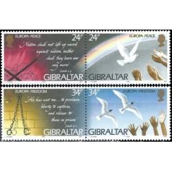 Gibraltaras 1995. Taika ir...