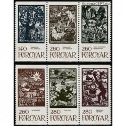 Farerų salos 1984. Pasakų...