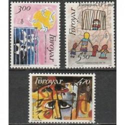 Faroe Islands 1986. Amnesty...