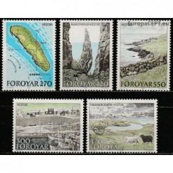 Faroe Islands 1987. Hestur...