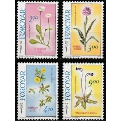 Faroe Islands 1988. Flowers