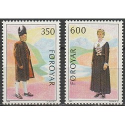 Farerų salos 1989....