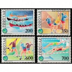 Faroe Islands 1989. Sports