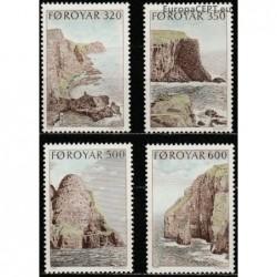 Faroe Islands 1989. Natural...