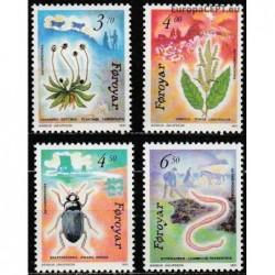 Faroe Islands 1991. Fauna...