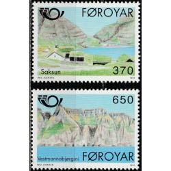 Farerų salos 1991. Turizmas