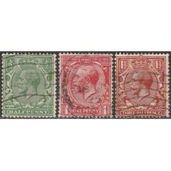 Great Britain 1912. George V