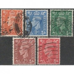 Great Britain 1951. King...