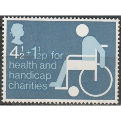 Great Britain 1975. Disability