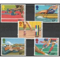 Great Britain 1986. Sports