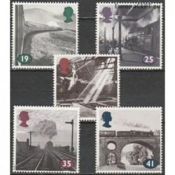 Great Britain 1994. Steam...