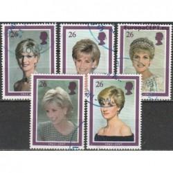 Great Britain 1998. Diana,...