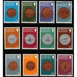 Gernsis 1979. Monetos
