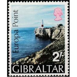 Gibraltar 1970. Europa...