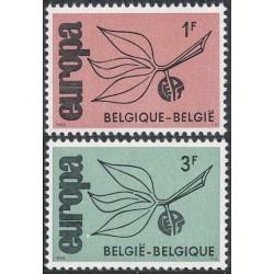 Belgija 1965. CEPT: paštas,...