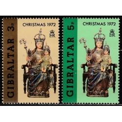 Gibraltar 1972. Christmas...
