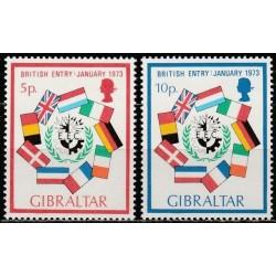 Gibraltar 1973. British...
