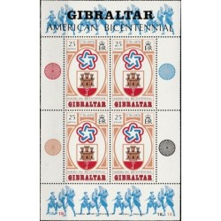 Gibraltar 1976. American...