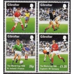 Gibraltar 1998. FIFA World...