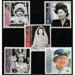 Gibraltaras 2001. Karalienė...
