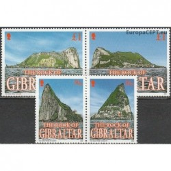 Gibraltar 2002. The Rock of...
