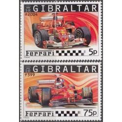 Gibraltar 2004. Ferrari
