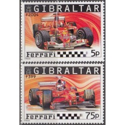 Gibraltaras 2004. Ferrari
